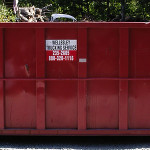 waste management roll-off container rental