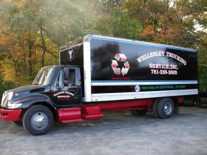 About Wellesley Trucking